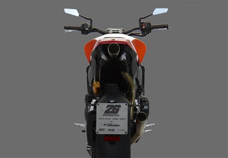 2019 HONDA CB1000R | Dani Pédrosa tribute édition Hondac10