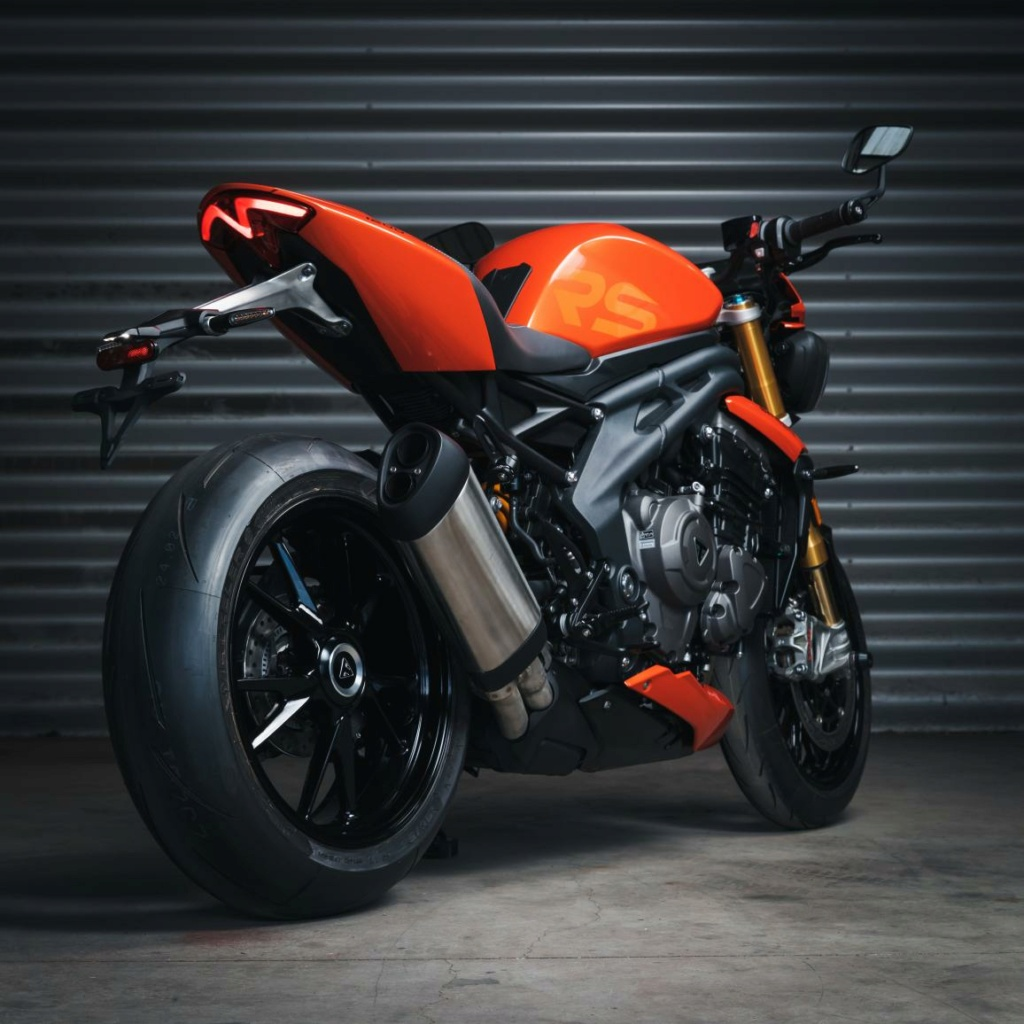 SPEED TRIPLE 1200 RS - Page 2 Photo-13