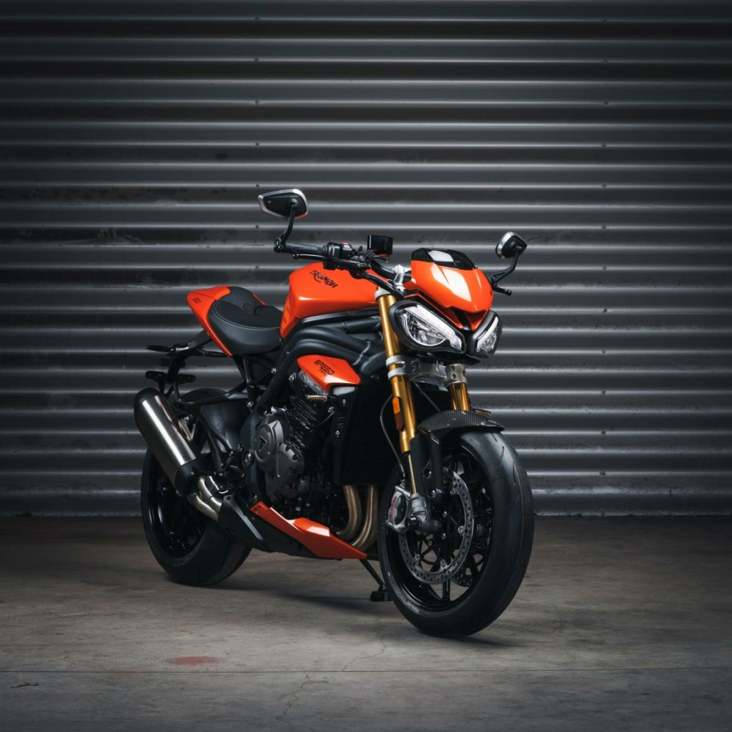 SPEED TRIPLE 1200 RS - Page 2 Photo-14