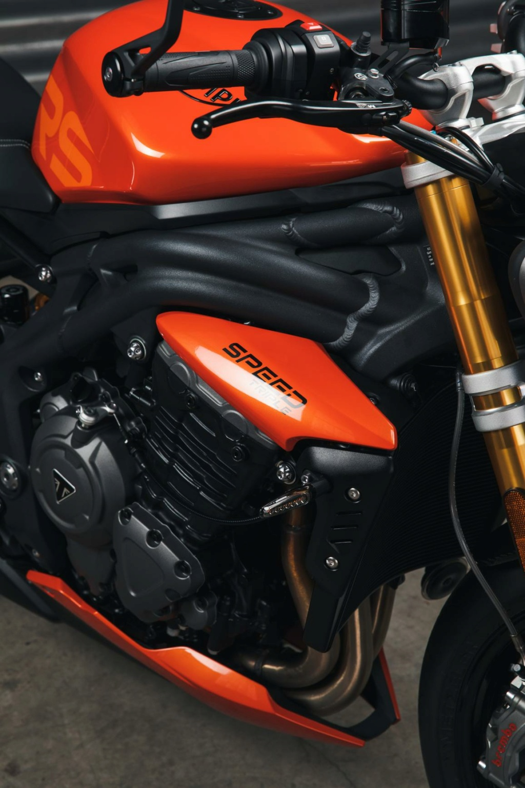 SPEED TRIPLE 1200 RS - Page 2 Photo-15