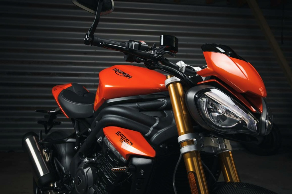 SPEED TRIPLE 1200 RS - Page 2 Photo-17