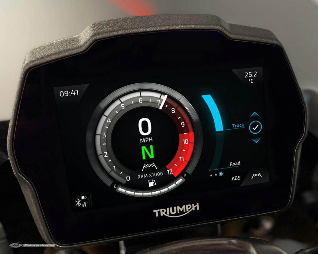 SPEED TRIPLE 1200 RS Speed_12