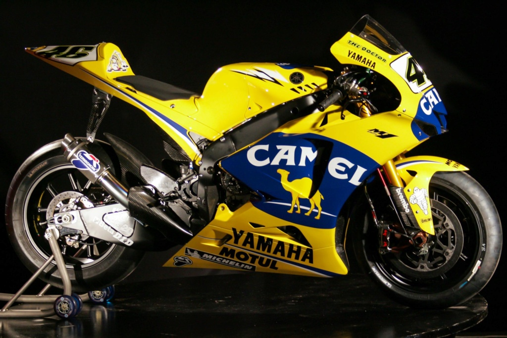M1 Story Yamaha20