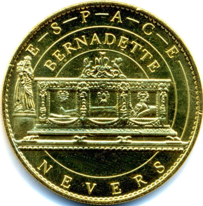 Nevers (58000)  [Bernadette] Bernad10