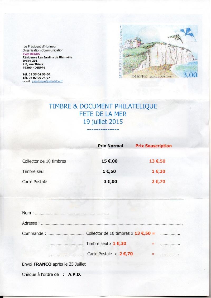 76 - Dieppe - Association Philatélique Img11210