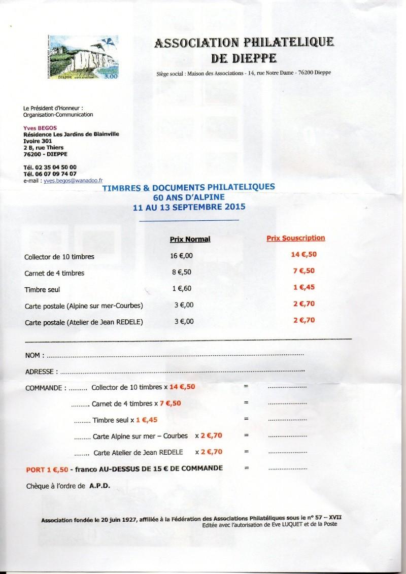 76 - Dieppe - Association Philatélique Img11510