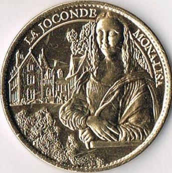 Amboise (37400)  [Clos Lucé] Jocond10