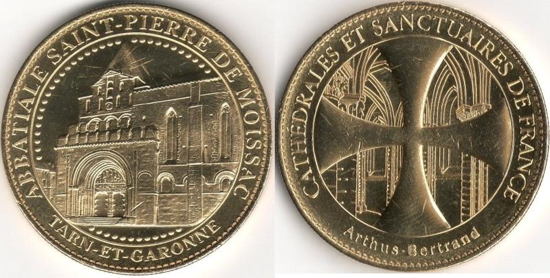 AB Cathédrales et Sanctuaires [France] = 41 Moissa10