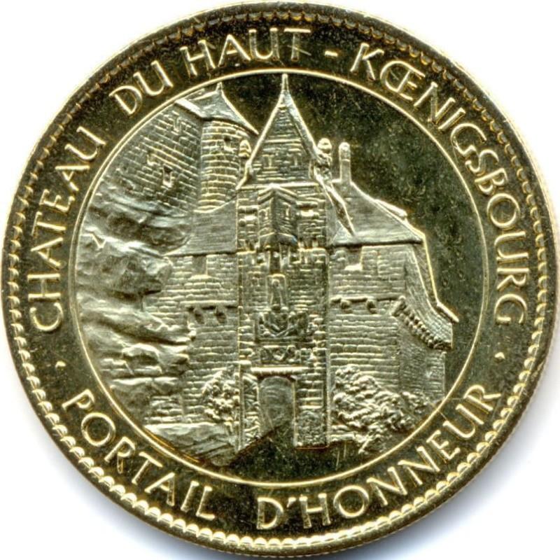 Orschwiller (67600)  [Koenigsbourg] Portai10