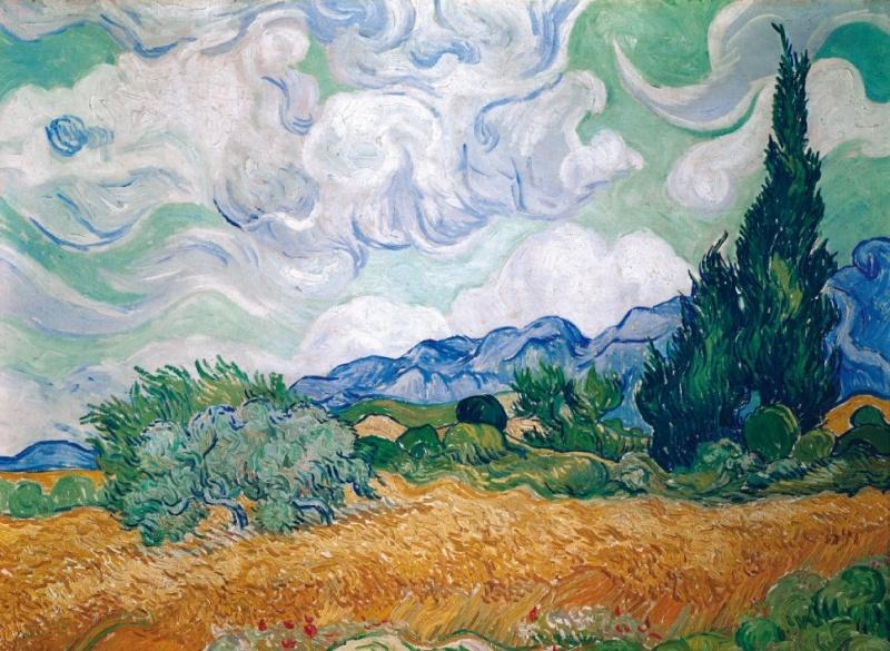 Vincent van Gogh [peintre] - Page 6 Champ_14
