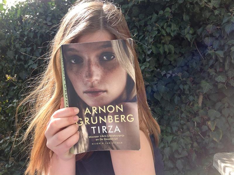 Arnon Grunberg Tirza110