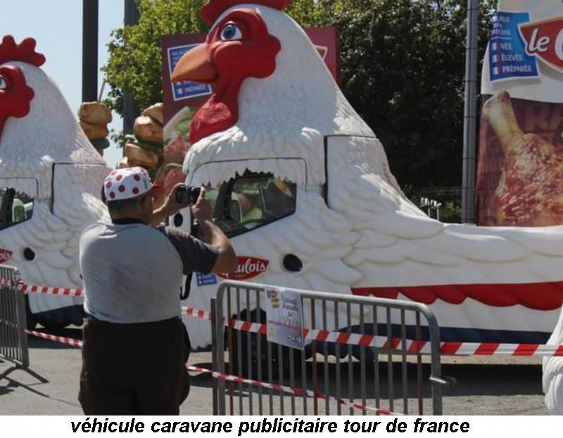 CARAVANE PUBLICITAIRE LE GAULOIS TOUR DE FRANCE  2015 11052810
