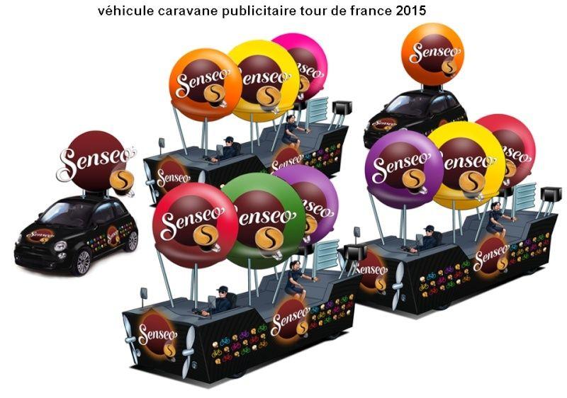 CARAVANE PUBLICITAIRE SANSEO TOUR DE FRANCE 2015 11071510