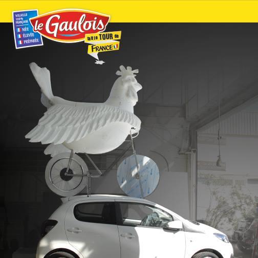 CARAVANE PUBLICITAIRE LE GAULOIS TOUR DE FRANCE  2015 11390311