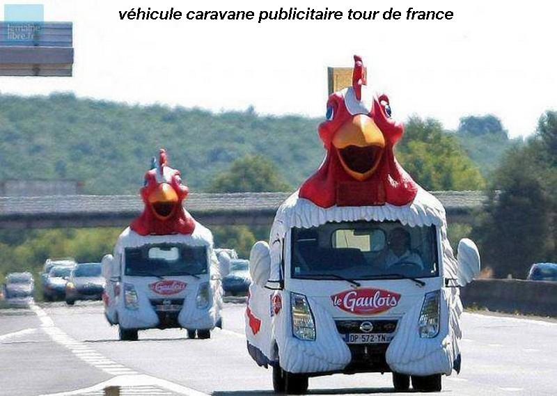 CARAVANE PUBLICITAIRE LE GAULOIS TOUR DE FRANCE  2015 11666212