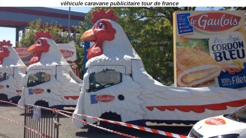 CARAVANE PUBLICITAIRE LE GAULOIS TOUR DE FRANCE  2015 1280x710