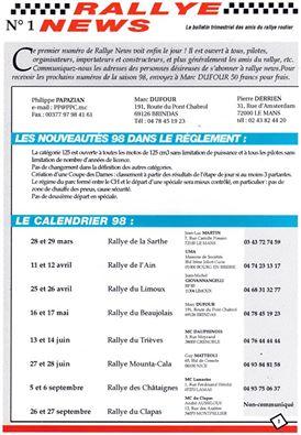 rallye news 11745710