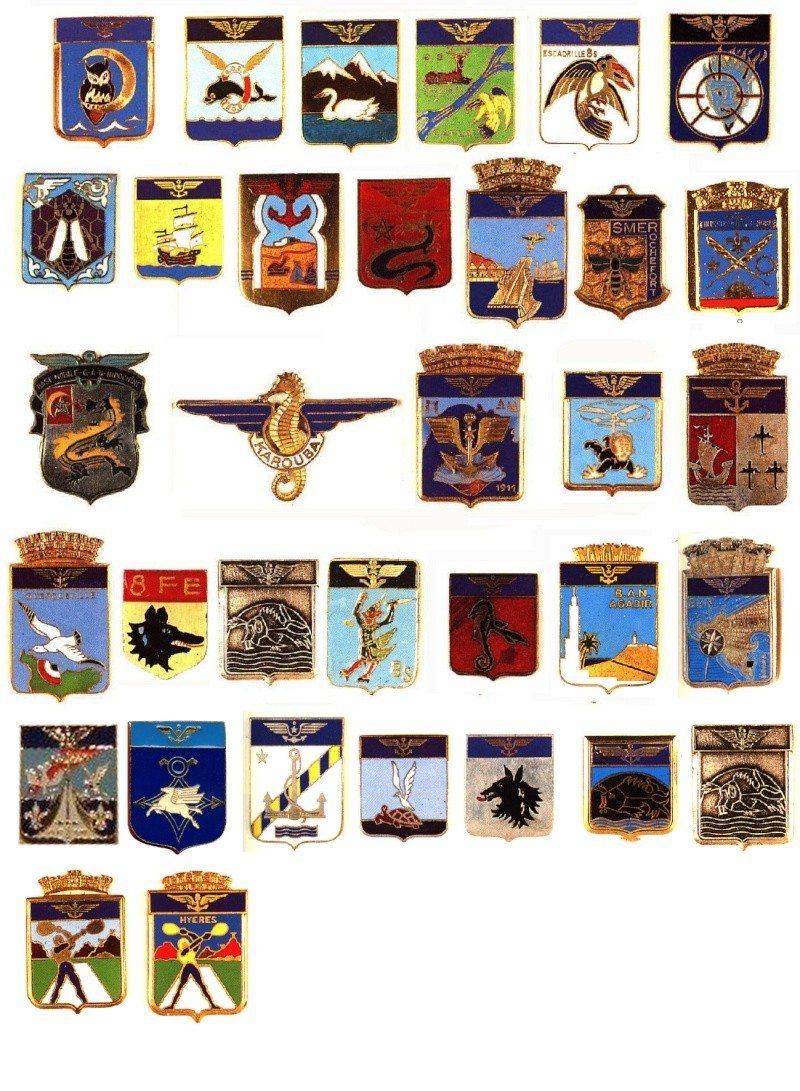 [ Logos - Tapes - Insignes ] ÉCUSSONS ET INSIGNES - TOME 1 - Page 39 Recher10