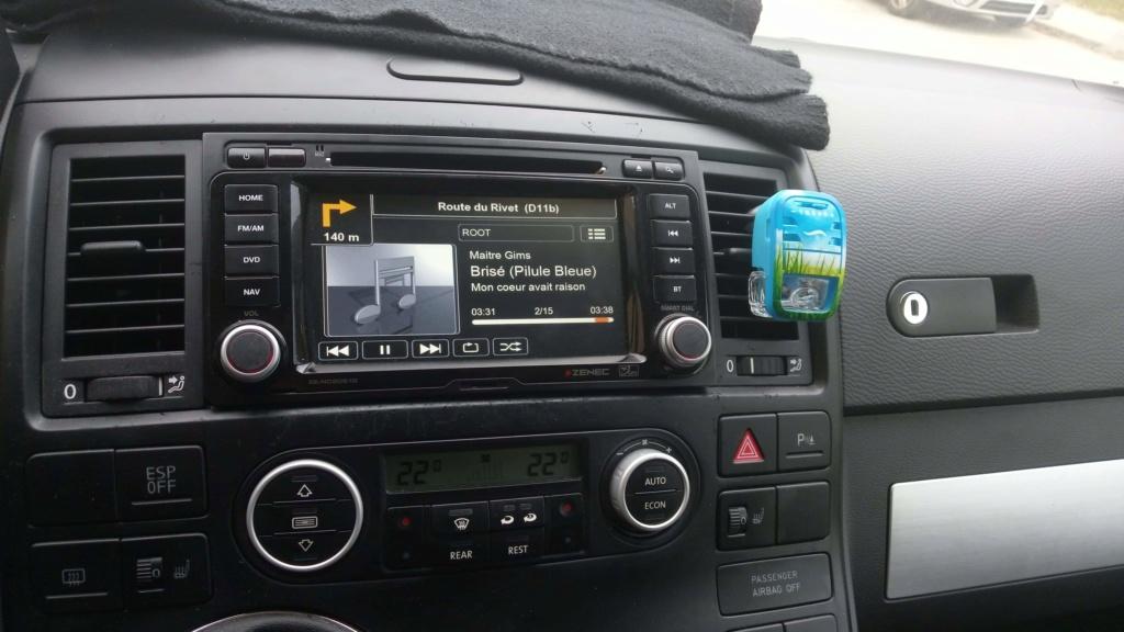 Autoradio GPS ZENEC ZE-NC2051D  Receiv12
