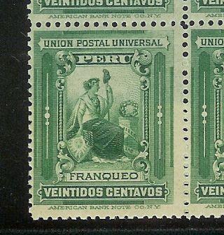 Wertbestimmung Peru113