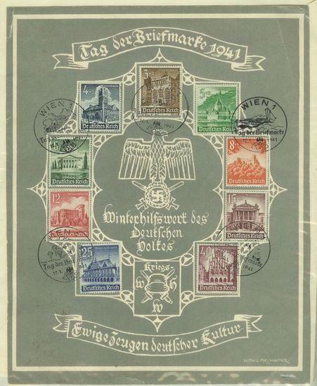 Tag der Briefmarke Whw112