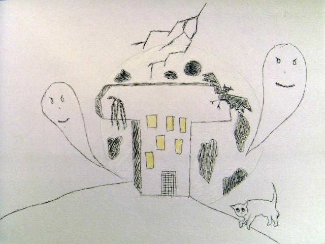 Le jeu des 5 minutes (TOME 4 : Les maisons hantées) : vote jusqu'au 5 février -TERMINE Sl740210