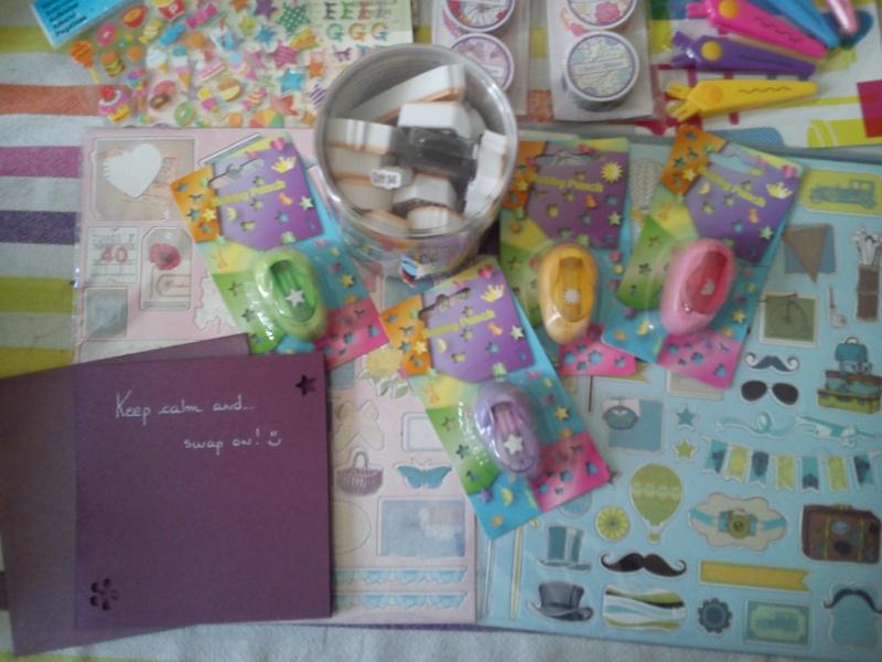 Photos - Mini SWAP : A fond la créativité ! [5/5 photos postées] Dsc_0614