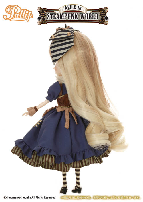 Juillet 2015 : Pullip Alice in Steampunk World P151_013
