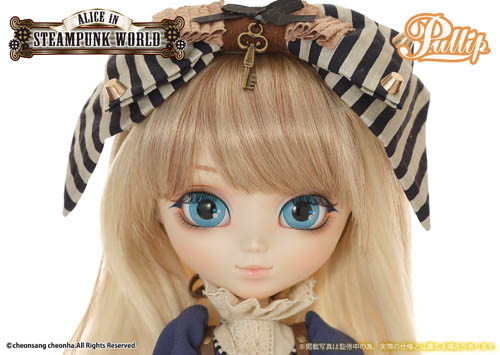 Juillet 2015 : Pullip Alice in Steampunk World P151_014
