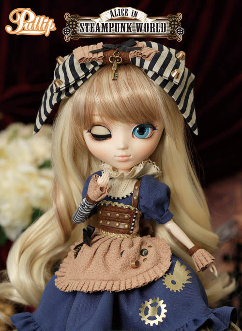 Juillet 2015 : Pullip Alice in Steampunk World Pullip17