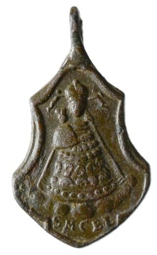 Medalla N.S. de Mariazell / Icono Milagroso (R.M. SXVIII-Ot13) (MAM) Dsc_3617
