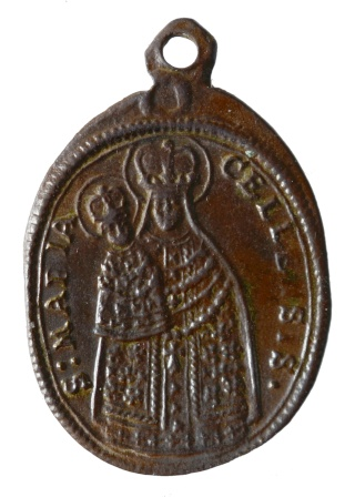 Medalla Viergen de Mariazell / Sagrada Familia  (R.M. SXVII-O362) (MAM) Dsc_3619
