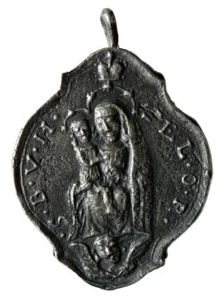 Icono milagroso cámara del Tesoro (B. de Mariazell) / N.S. de María Taferl  (MAM) Dsc_3621