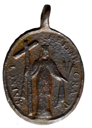Medalla San Pedro Apóstol / Santa Elena  (R.M. SXVIII-O268) Helene12