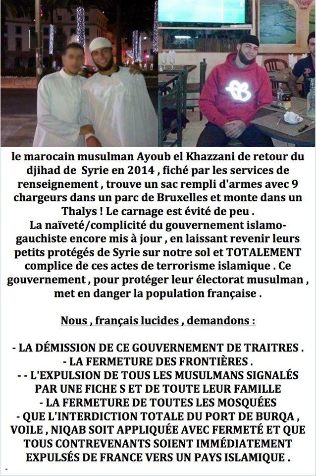 Attaque terroriste évitée de justesse  Ayoub210