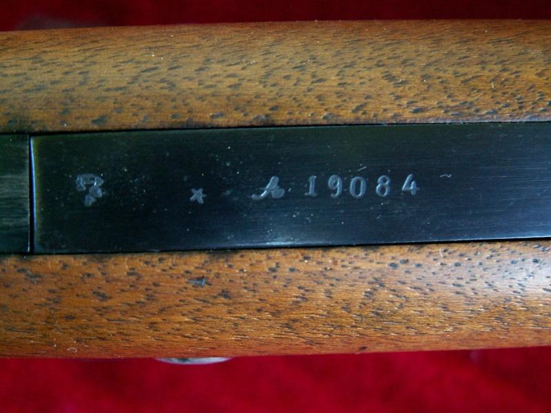 CARABINE DE CUIRASSIER 1890  Pict0030