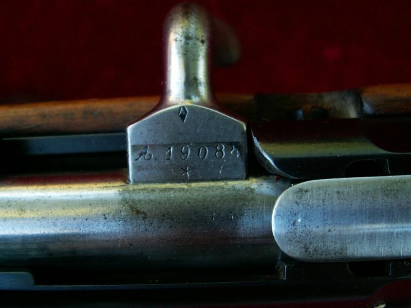 CARABINE DE CUIRASSIER 1890  Pict0032