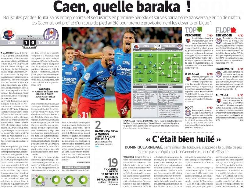 [2e journée de L1] SM Caen 1-0 Toulouse FC - Page 2 20150812