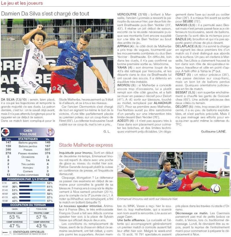 [2e journée de L1] SM Caen 1-0 Toulouse FC - Page 2 20150814