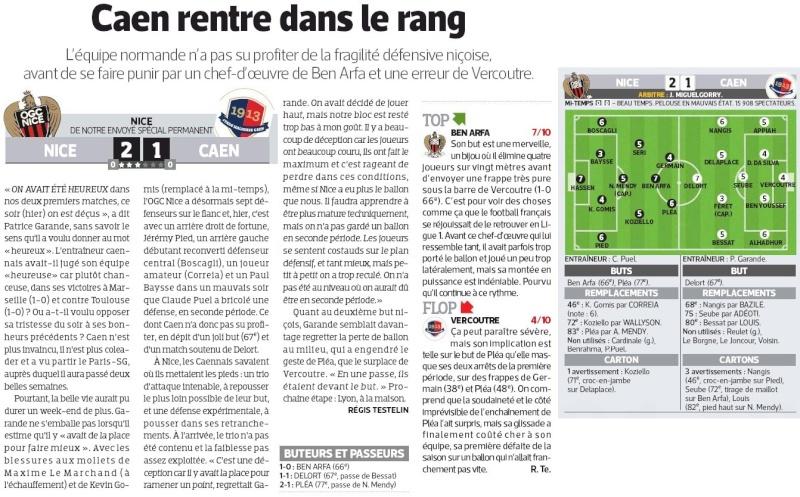 [3e journée de L1] OGC Nice 2-1 SM Caen  - Page 4 20150815