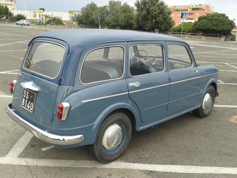 FIAT 1100/103 FAMILIARE 1955 20150816