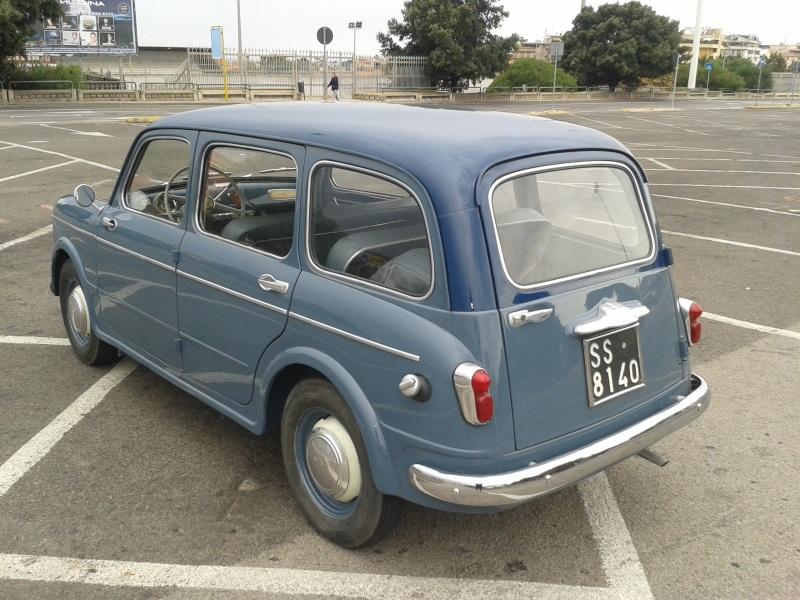 FIAT 1100/103 FAMILIARE 1955 20150817