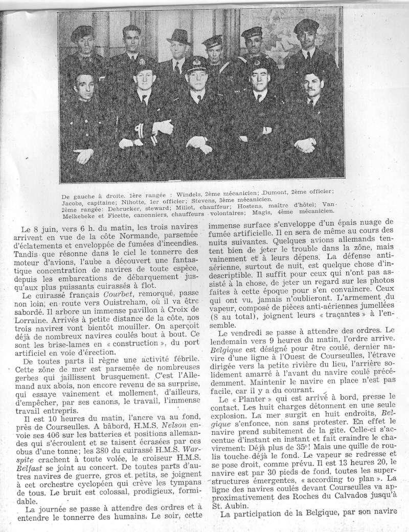 ss BELGIQUE  Normandie juin 1944 B510
