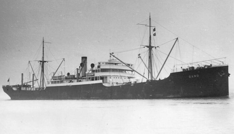 Navires marchands belges coulés lors de la 2ème guerre - Page 4 Gand_d10