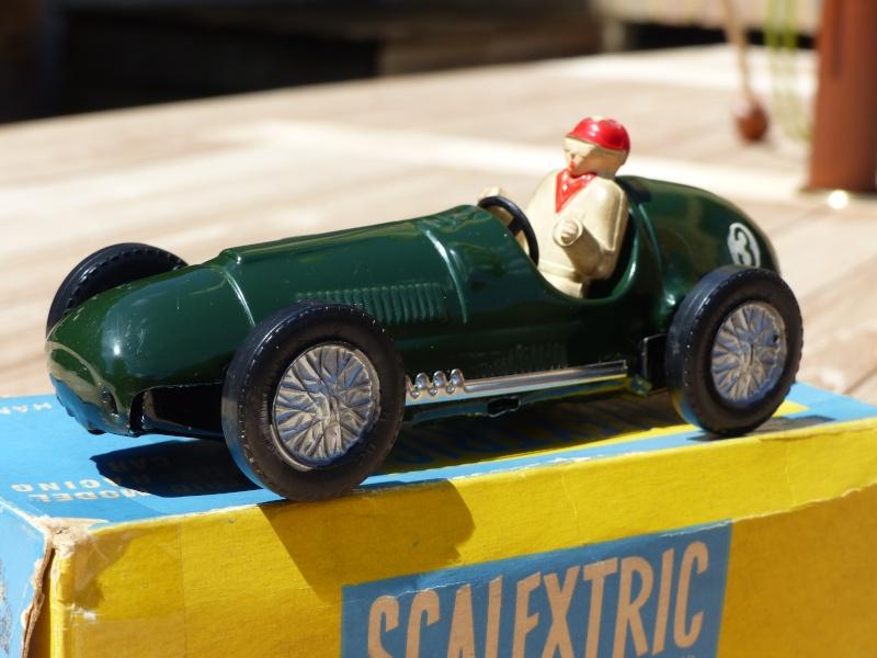 Scalextric Tinplate Ferrari 4,5L 375 F1 P1000610