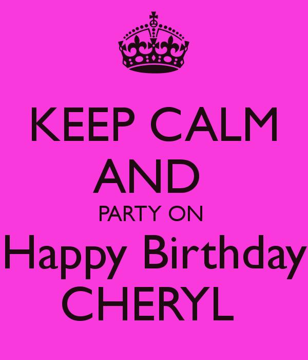 Happy Birthday, Cheryl! -keep-10