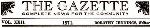 Happy birthday, Gin! Gazett10
