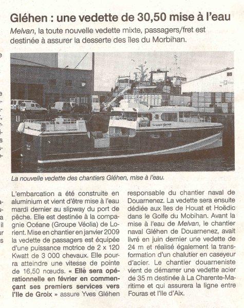 [Vie des ports] LE PORT DE DOUARNENEZ - Page 3 Numari15