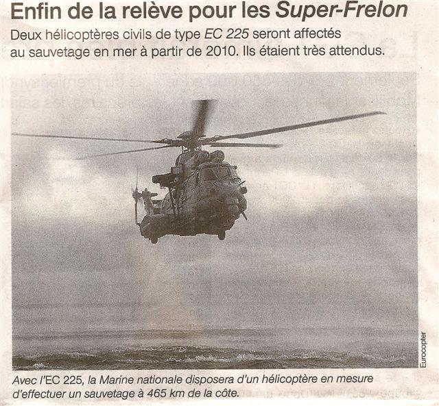 [Aéronavale divers] SUPER FRELON - Page 8 Riser010