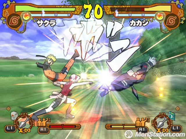 naruto: narutimate accel 2 Naruto11